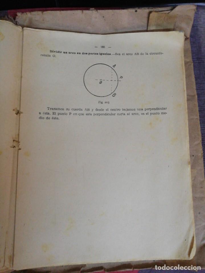 Libros de segunda mano de Ciencias: Matemáticas primer curso Bachillerato año 1958/Editorial Prieto Granada - Foto 5 - 221988136