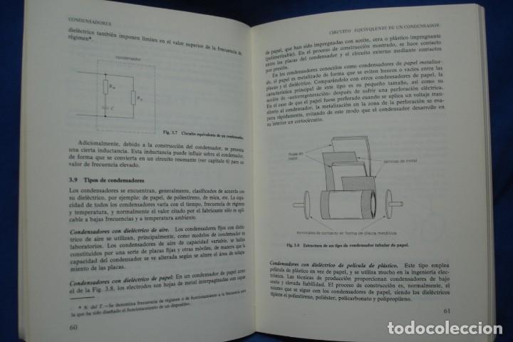 Libros de segunda mano de Ciencias: ELECTRÓNICA MODERNA - NOEL M. MORRIS - ED. PARANINFO 1985 - Foto 3 - 222024246