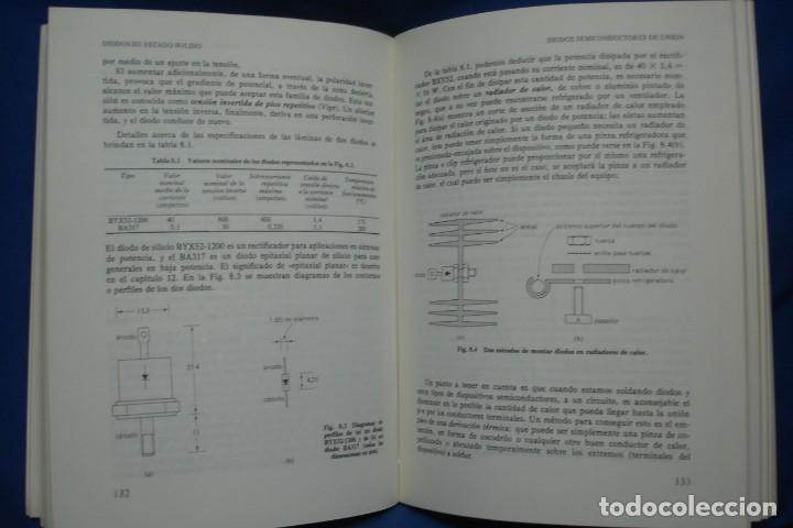 Libros de segunda mano de Ciencias: ELECTRÓNICA MODERNA - NOEL M. MORRIS - ED. PARANINFO 1985 - Foto 4 - 222024246
