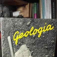 Livres d'occasion: MELENDEZ / FUSTER: GEOLOGIA, (PARANINFO, 1975).. Lote 222085151