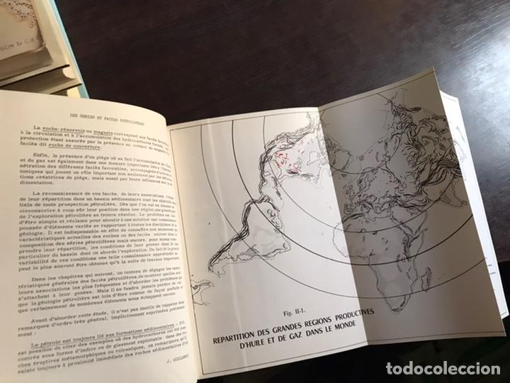 Libros de segunda mano: Cours du geologie du petrole. J. Guillemot. Desplegables. Difícil y buscado - Foto 7 - 222188247