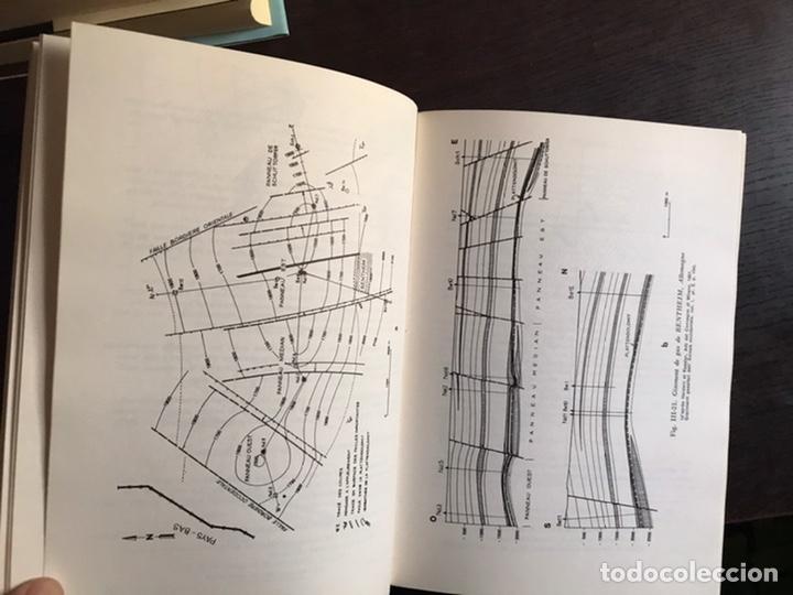 Libros de segunda mano: Cours du geologie du petrole. J. Guillemot. Desplegables. Difícil y buscado - Foto 8 - 222188247