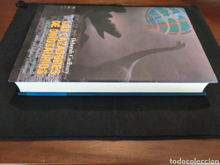 Libros de segunda mano: Los cazadores de dinosaurios. Deborah Cadbury - Foto 2 - 222334770