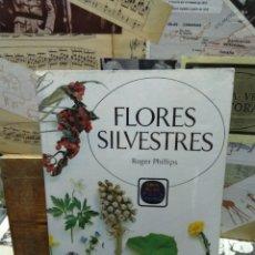 Livres d'occasion: 003. FLORES SILVESTRES. ROGER PHILLIPS. BLUME. Lote 222486586