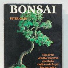 Libros de segunda mano: LMV - PETER CHAN. BONSAI. LIBROS CUPULA. 1992. Lote 222525317