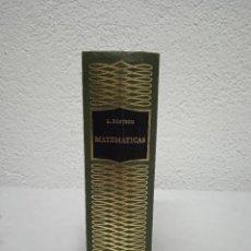 Libri di seconda mano: MATEMÁTICAS. LUIS POSTIGO. EDITORIAL SOPENA. AÑO 1977. Lote 224998675
