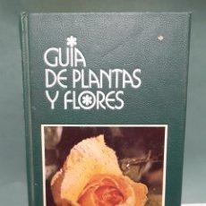 Livres d'occasion: GUIA DE PLANTAS Y FLORES GRIJALBO. Lote 225077177