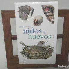 Livros em segunda mão: NIDO Y HUEVOS. MAURICE DUPERAT. TIKAL. Lote 225999120