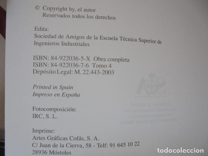 Libros de segunda mano de Ciencias: ANALISIS VECTORIAL. TOMO 4. TEORIA DE DIADICAS. JUAN JOSE ESTALELLA. EDITORIAL SOCIEDAD DE AMIGOS - Foto 8 - 226675600