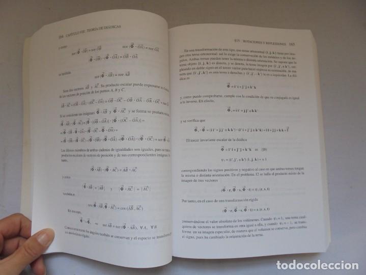 Libros de segunda mano de Ciencias: ANALISIS VECTORIAL. TOMO 4. TEORIA DE DIADICAS. JUAN JOSE ESTALELLA. EDITORIAL SOCIEDAD DE AMIGOS - Foto 10 - 226675600
