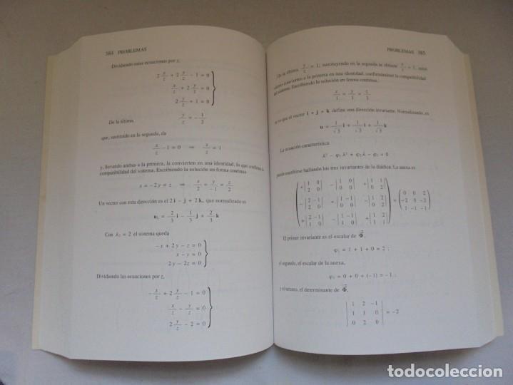 Libros de segunda mano de Ciencias: ANALISIS VECTORIAL. TOMO 4. TEORIA DE DIADICAS. JUAN JOSE ESTALELLA. EDITORIAL SOCIEDAD DE AMIGOS - Foto 11 - 226675600
