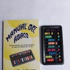 Livros em segunda mão: MANUAL DEL ÁBACO. JAIME GARCÍA SERRANO ... . MATEMÁTICAS. Lote 227130305