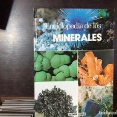 Libros de segunda mano: ENCICLOPEDIA DE LOS MINERALES. JAIMES LIBROS. Lote 227449285
