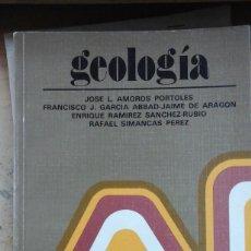 Libros de segunda mano: GEOLOGÍA COU (MADRID, 1996). Lote 227553000