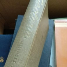 Libros de segunda mano: GEOLOGÍA - BERMUDO MELÉNDEZ Y JOSÉ Mª FUSTER. Lote 227610200