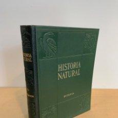 Libros de segunda mano: HISTORIA NATURAL. TOMO III. BOTÁNICA. Lote 227684230