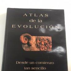 Libri di seconda mano: ATLAS DE LA EVOLUCIÓN, DESDE UN COMIENZO TAN SENCILLO. PHILIP WHITFIELD. CIRCULO DE LECTORES.. Lote 227704765
