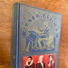 Libri di seconda mano: MATEMATICAS - LUIS POSTIGO - BIBLIOTECA HISPANIA / EDITORIAL RAMON SOPENA - 1958. Lote 227809230