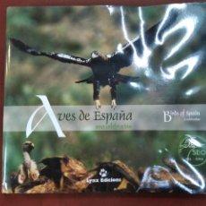 Livres d'occasion: AVES DE ESPAÑA , UNA CELEBRACIÓN - LYNX EDICIONS - BZB. Lote 228168010