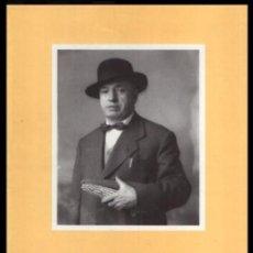Libros de segunda mano: HOMENAJE A CRUZ GALLASTEGUI UNAMUNO. DIPUTACION DE PONTEVEDRA 1985. MISION BIOLOGICA DE GALICIA.. Lote 228351520
