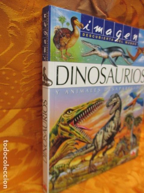 Libros de segunda mano: Dinosaurios Y Animales Desaparecidos (A partir de 10 años) - Gabriel Beaufay - Foto 3 - 263107325