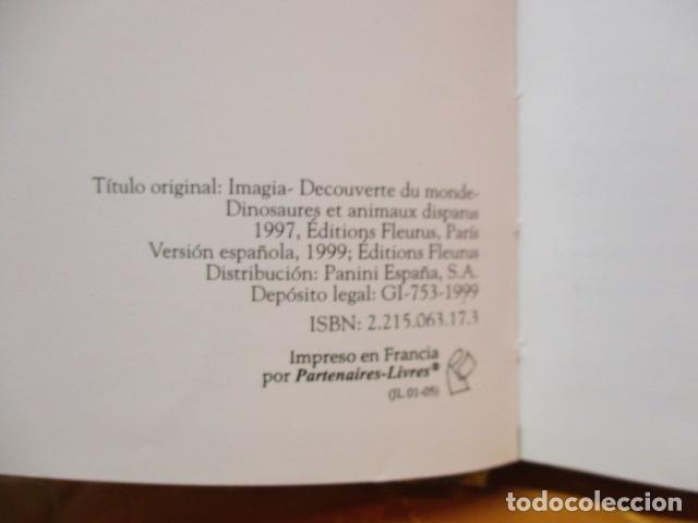 Libros de segunda mano: Dinosaurios Y Animales Desaparecidos (A partir de 10 años) - Gabriel Beaufay - Foto 6 - 263107325