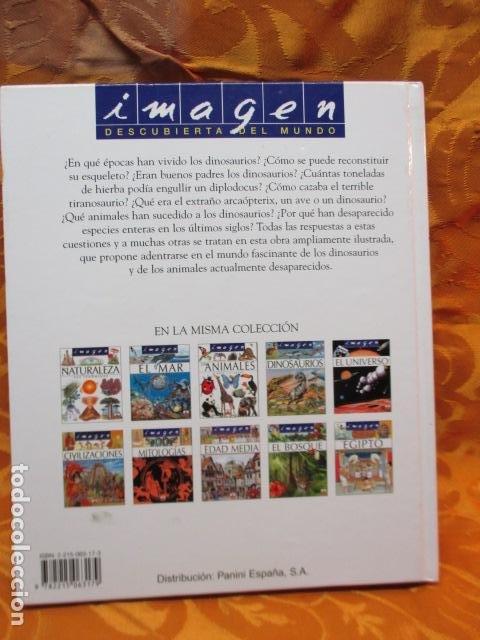 Libros de segunda mano: Dinosaurios Y Animales Desaparecidos (A partir de 10 años) - Gabriel Beaufay - Foto 18 - 263107325