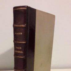 Libros de segunda mano de Ciencias: FÍSICA GENERAL. JULIO PALACIOS,. Lote 230103710