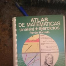Libri di seconda mano: ATLAS DE MATEMÁTICAS (ALGEBRA Y GEOMETRÍA) + EJERCICIOS - VVAA. Lote 230154275