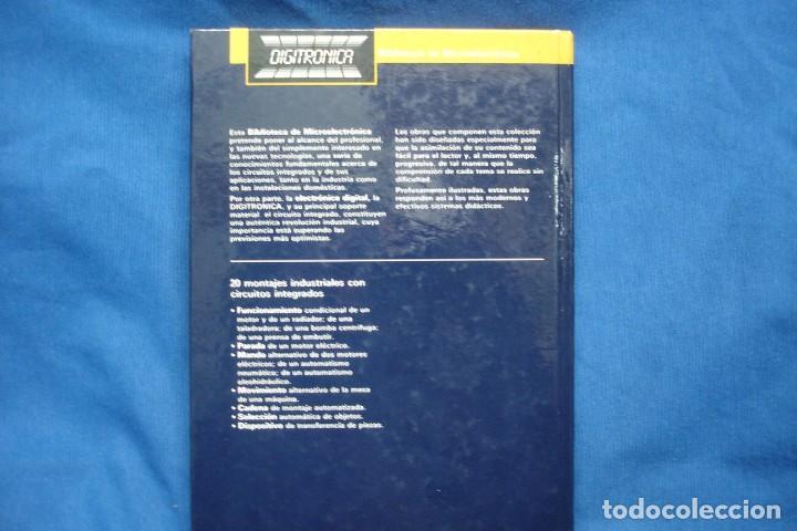 Libros de segunda mano de Ciencias: 20 MONTAJES INDUSTRIALES CON CIRCUITOS INTEGRADOS - JOSÉ RAMÍREZ - ED. CEAC 1ª EDICIÓN 1987 - Foto 4 - 230195740