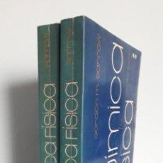 Libros de segunda mano de Ciencias: FÍSICA QUÍMICA- GORDON M. BARROW - 2 TOMOS. Lote 230553625