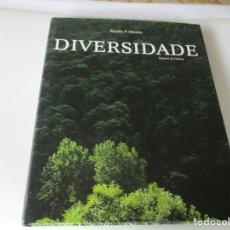Libros de segunda mano: ROXELIO P. MOREIRA DIVERSIDADE NATURAL DE GALICIA W4935. Lote 232432675