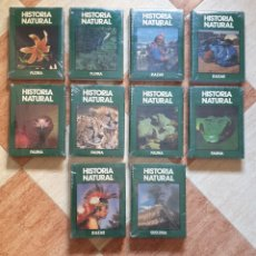 Libros de segunda mano: ENCICLOPEDIA HISTORIA NATURAL - CLUB INTERNACIONAL DEL LIBRO 1991 - PRECINTADA NUEVA DIFICIL. Lote 232688860
