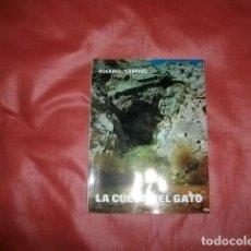 Livros em segunda mão: LA CUEVA DEL GATO (BENAOJÁN - MONTEJAQUE - RONDA) - ROSARIO CABRERO (ESPELEOLOGÍA). Lote 233019475