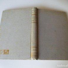Libros de segunda mano de Ciencias: MADROÑERO PELAEZ, E.F. ÁLVAREZ LA QUÍMICA ORGÁNICA EN PROBLEMAS W5032. Lote 233484970