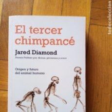 Libros de segunda mano: EL TERCER CHIMPANCÉ. JARED DIAMOND. Lote 233529485