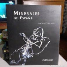 Livros em segunda mão: MINERALES DE ESPAÑA-JOQUIN MOLLFULLEDA BORRELL. Lote 233903440