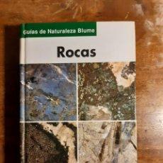 Libros de segunda mano: ROCAS GUÍAS DE LA NATURALEZA BLUME. Lote 233945030