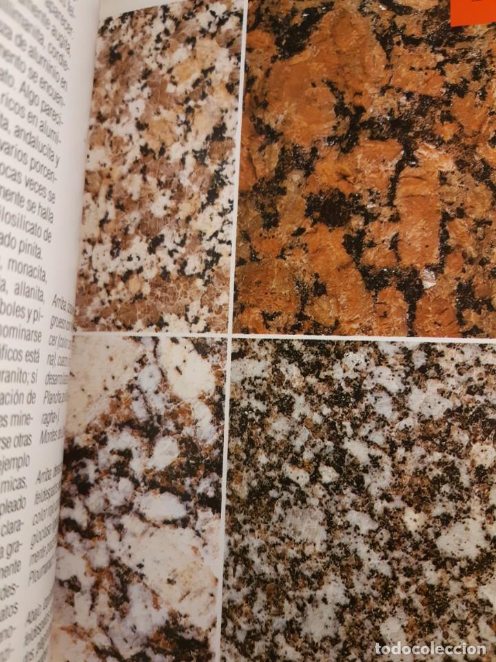 Libros de segunda mano: Rocas Guías de la naturaleza Blume - Foto 10 - 233945030