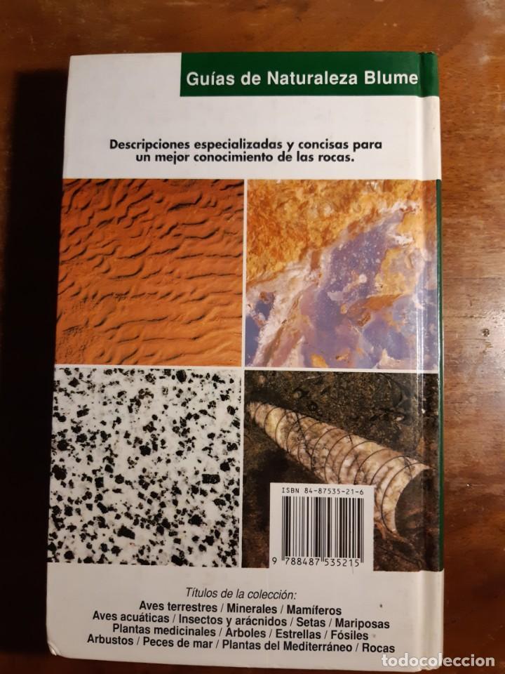 Libros de segunda mano: Rocas Guías de la naturaleza Blume - Foto 16 - 233945030
