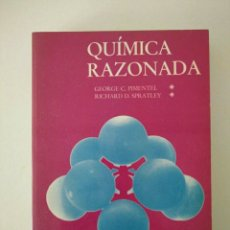Livros em segunda mão: LIBRO QUÍMICA RAZONADA VOLUMEN II. Lote 234043580