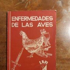 Libros de segunda mano: ENFERMEDADES DE LAS AVES. Lote 234410340
