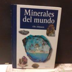 Livros em segunda mão: MINERALES DEL MUNDO-OLE JOHSEN. Lote 234721900