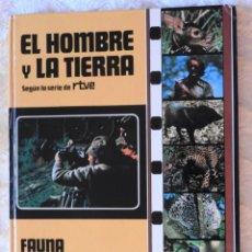 Libros de segunda mano: FAUNA VENEZOLANA. FELIX RODRIGUEZ DE LA FUENTE. Lote 234931120