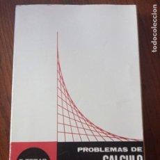 Libros de segunda mano de Ciencias: PROBLEMAS DE CALCULO INFINITESIMAL- TEBAR FLORES TOMO 1.. Lote 235089325