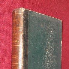 Libros de segunda mano de Ciencias: LECCIONES DE ALGEBRA. Lote 235109230