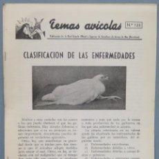 Libros de segunda mano: TEMAS AVICOLAS. ARENYS DE MAR. 123. Lote 235184190