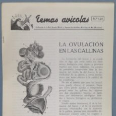 Libros de segunda mano: TEMAS AVICOLAS. ARENYS DE MAR. 124. Lote 235184245
