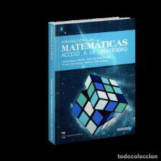Libros de segunda mano de Ciencias: INTRODUCCIÓN A LAS MATEMÁTICAS ACCESO A LA UNIVERSIDAD. EDICIONES ACADÉMICAS. 5.ª EDICIÓN. Lote 235281510