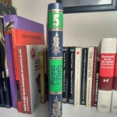 Libros de segunda mano: GRAN ENCICLOPEDIA SARPE - PLANTAS Y FLORES - TOMO 5 - 1980. Lote 237081635